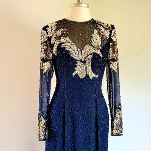 Niteline Sequined Gown
